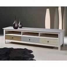 meuble tv bas bois meuble tv bois massif achat vente pas cher cdiscount