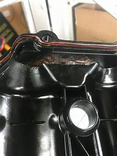 excessive oil from outboard exhaust oil leaking onto exhaust mbworld org forums