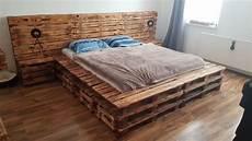 Einzigartiges Paletten Bett Etsy