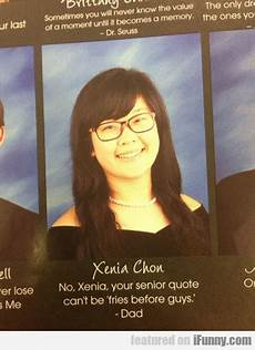 Xenia Malvorlagen Quotes No Xenia Your Senior Quote Can T Be Fries Ifunny