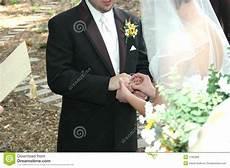 wedding ring ceremony stock image image of function