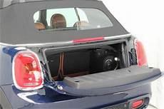 mini cabrio kofferraum adac auto test mini cabrio cooper s