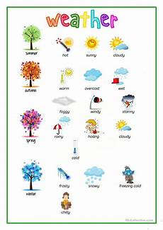 weather worksheets esl adults 14493 weather picture dictionary worksheet free esl printable worksheets made by teachers