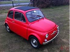 fiat 500 classic 1967