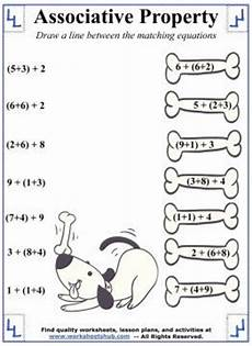 associative property of addition worksheets grade 3 9208 18 best images about addition properties on