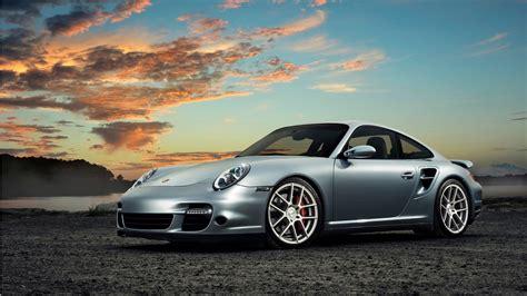 Porsche 911 Turbo Avant Garde Wallpaper