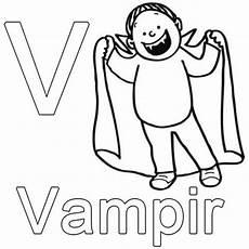 Schule Und Familie Malvorlagen Buchstaben Kostenlose Malvorlage Buchstaben Lernen V Wie Vir Zum