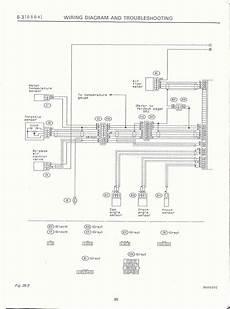 Subaru B4 Wiring Diagram by Surrealmirage Subaru Legacy Electrical Info Notes