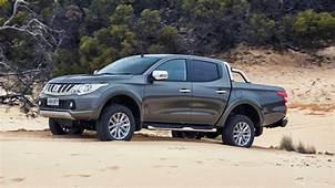 Review  2017 Mitsubishi Triton