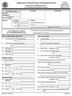 download form i 539 for free page 4 formtemplate