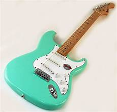 Best Price New Quality Strat Style Seafoam Green Electric