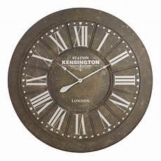 albani wall clock by oak furniture land albani wall clock by oak furniture land