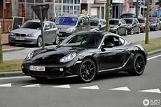 Porsche Cayman S Mkii Black Edition 14 August 2013