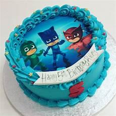 Malvorlagen Pj Masks Cake Photo Cakes