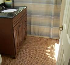 cork floor in bathroom eco friendly and durable bathroom flooring homesfeed