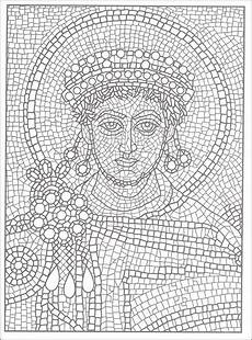 color by number coloring pages 18053 printable mosaic coloring pages for adults mosaic patterns mosaic mosaic drawing