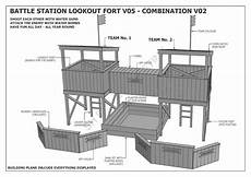 build your own cubby house plans cubby house fort sand pit combo v2 build with your