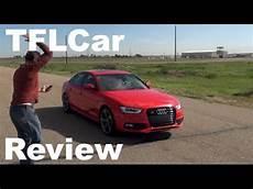 2014 audi s4 quattro 0 60 mph racetrack review meet the tfl record lap ch youtube