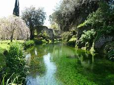 i giardini di divagazioni i giardini di ninfa
