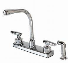 high rise kitchen faucet hardware house 12 1927 chrome two handle high rise kitchen faucet w spray new ebay