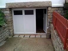 porte de service 3 vantaux