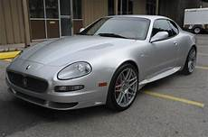 automobile air conditioning service 2005 maserati gran sport engine control buy used 2005 maserati gransport coupe 2 door 4 2l silver red fast clean carfax in las