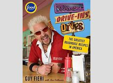 Diners, Drive Ins and Dives: An All American Road Trip