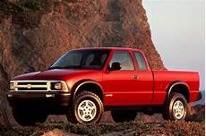1994 2004 gm s10 pickup 1994 04 chevrolet s series consumer guide auto