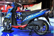 Modifikasi Suzuki Address by Kumpulan Modifikasi Motor Vario 125 Injeksi