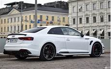 Audi Abt Rs5 R B9 14 March 2019 Autogespot