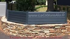 brise vue aluminium prix brise vue aluminium au prix d une cloture pvc ou cloture