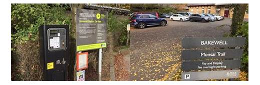 Park And Protect  Our Car Parks Peak District National