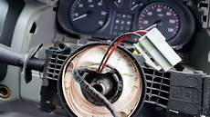 renault trafic 2003 airbag light on faulty steering squib