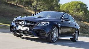 2020 Mercedes E63 Exterior Interior Release Date – With