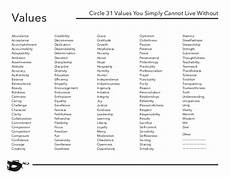 58 values worksheet personal values clarification worksheet 7th 12th grade worksheet artgumbo org