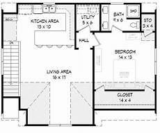 cool house plans garage apartment garage plan 51428 3 car garage apartment traditional
