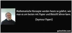 mathematische konzepte werden heute so gelehrt wie es