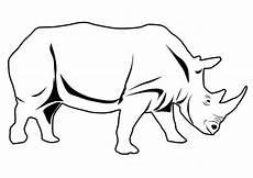 Bilder Zum Ausmalen Nashorn Malvorlage Nashorn Kostenlose Ausmalbilder Zum Ausdrucken