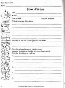 report writing worksheets for grade 5 22949 book report worksheet book report templates book report biography book report template