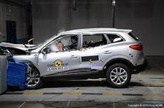 Renault Kadjar 2015 Vid 233 O Et R 233 Sultats Du Crash Test