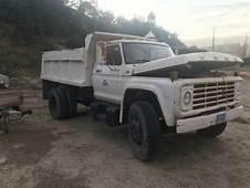 1973 Ford F600 Dump Truck For Sale Photos Technical