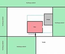 abstand garage zur planung optimale anordnung haus garage einfahrt