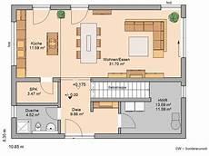 Bauh 228 User Haus Und Garten Haus Grundriss Schmales