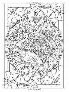 Jugendstil Malvorlagen Pdf Mandala Mit Nat 252 Rlichen Muster Ausmalen F 252 R Erwachsene