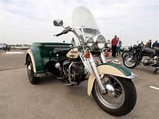 Harley Davidson Service Car