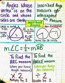 geometry worksheet inscribed angles 754 mrs atwood s math class circles