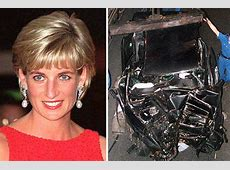 princess diana lay dying car