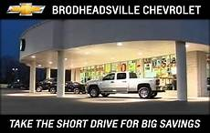 chevy dealer near scranton pa brodheadsville chevrolet