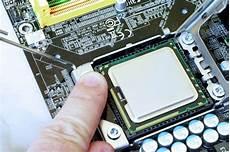Processeur Pc Comment Installer Processeur D