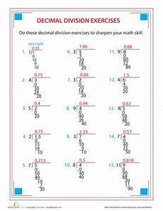 division of decimals worksheets for grade 4 6548 decimal division with images decimal division decimals division worksheets